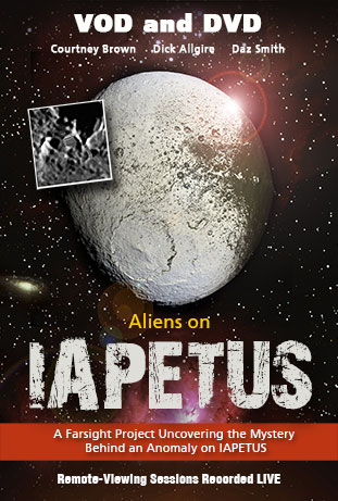 Aliens on Iapetus! - A Farsight Project