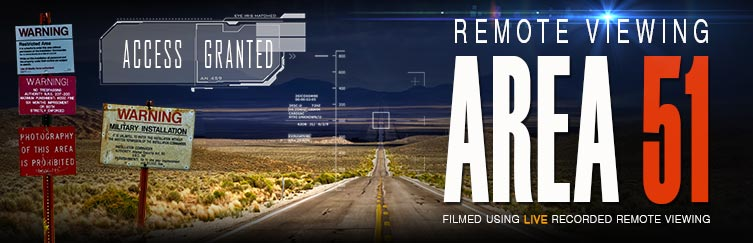 Remote Viewing Area 51 - A Farsight Project