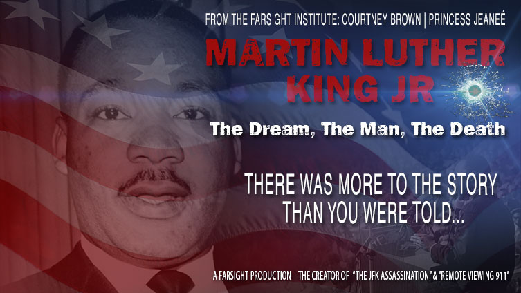 Martin Luther King, Jr.: The Dream, The Man, The Death