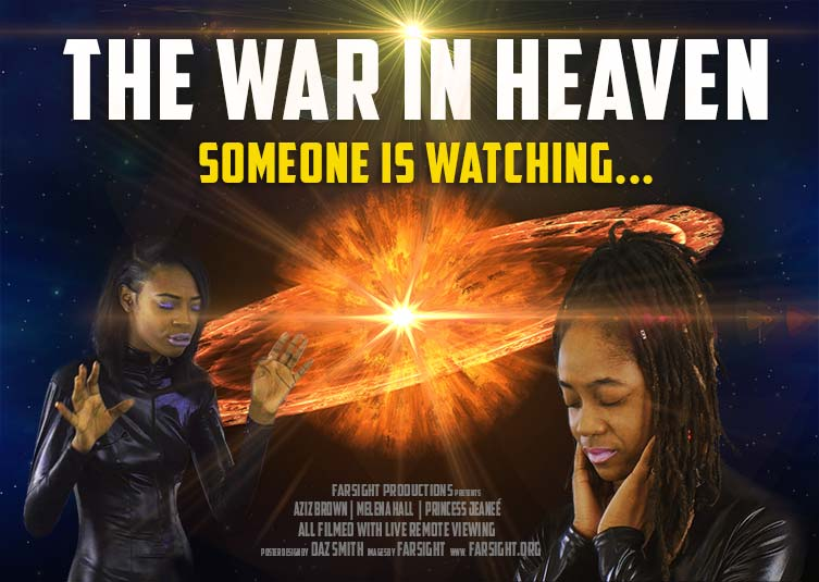 War In Heaven Poster 3