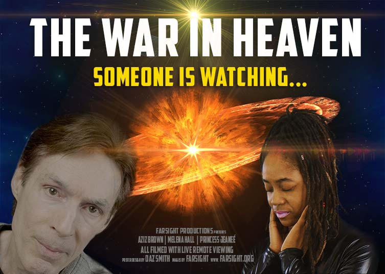 War In Heaven Poster 2