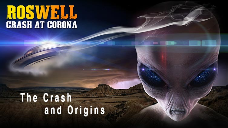 Roswell: Crash at Corona Farsight Project