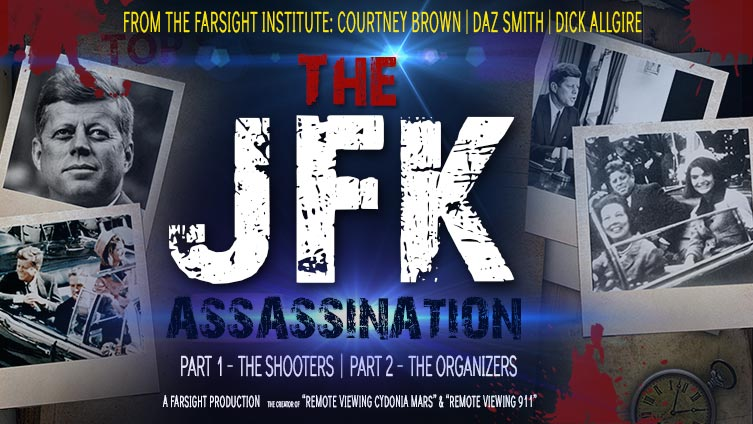 JFK Assassination Remote-Viewing Documentary